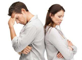 división de bienes en un divorcio