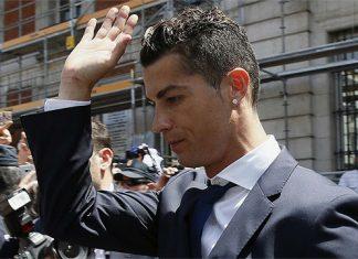 Futbolista Cristiano Ronaldo