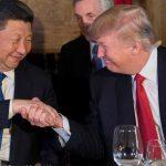 Reunión entre Estados Unidos y China