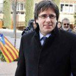 Líder separatista catalán