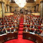 El Parlamento Catalán excluye a la Guardia civil y a la Policía Nacional