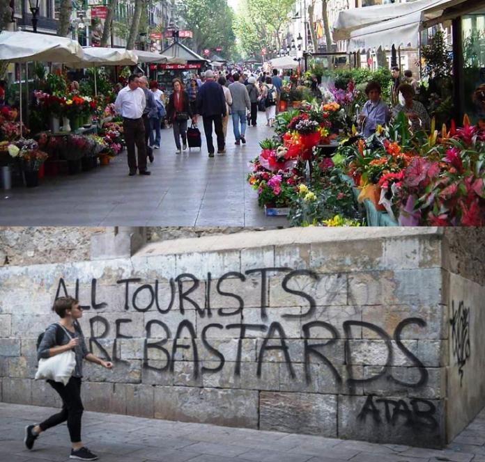 debate sobre el turismo