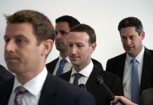 """Mark Zuckerberg: """"Fue mi error, y lo siento"""""""