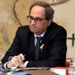 Rechazada querella del presidente de la Generalitat, Quim Torra por prevaricación.