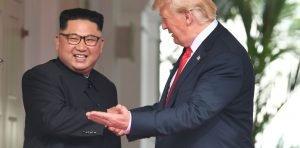 Cumbre USA-Corea del Norte