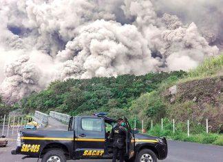 Volcán de fuego en Guatemala registra 70 muertos y más de 1.7 millones de afectados.