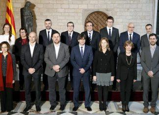 """Confirmado procesamiento por delitos de rebelión, desobediencia y malversación en caso """"proces"""" de Cataluña"""