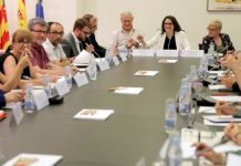 Euskadi prepara acojida para 629 migrantes del barco Aquarius