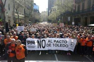 Pacto de Toledo acuerda subir pensiones al ritmo inflacionario