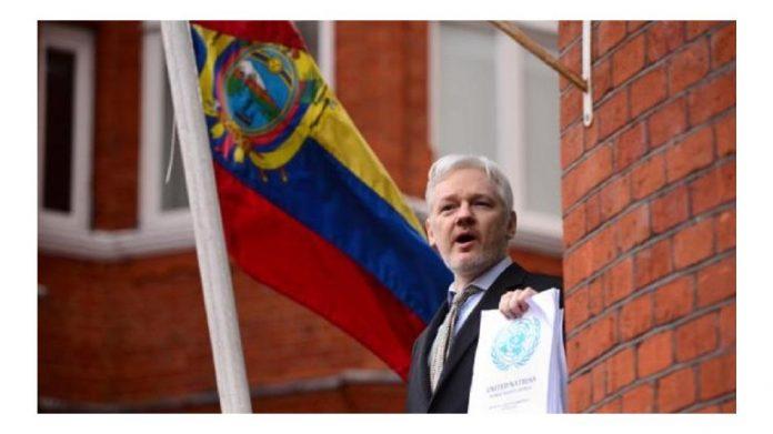 Julian Assange tendrá que abandonar la Embajada de Ecuador en Londres