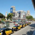 Taxistas de Barcelona inician huelga indefinida desde hoy