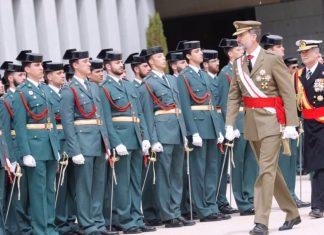 Declaran nula orden general 10/2015 de la Guardia Civil