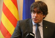 Llarena rechaza entrega de Puigdemont por tan solo malversación