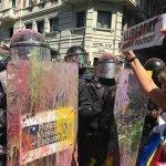 Liberados los detenidos por altercado con Mossos d´Escuadra en Barcelona