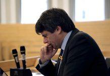 """Supremo rechaza petición de Puigdemont de no ser llamado """"huido"""""""