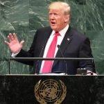 En su discurso Trump declara posibilidad de Golpe de Estado en Venezuela