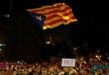Fiscalía pedirá pena mínima por rebelión para independentistas