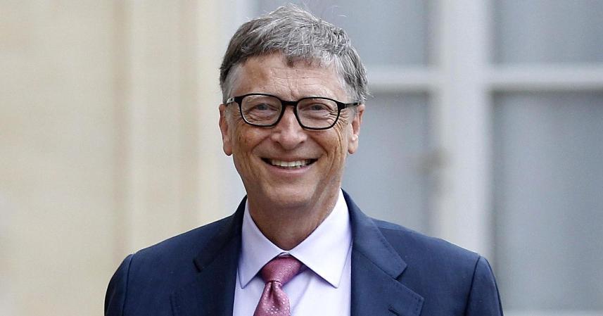 Bill Gates presente en China entre el 5 y 10 de noviembre