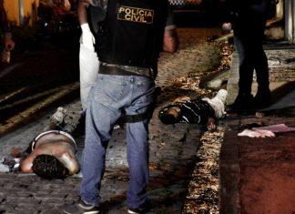 11 muertos por tiroteo