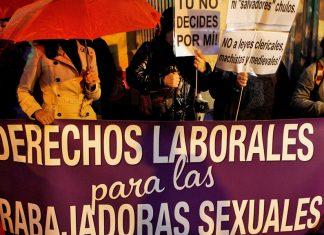 Sindicato de prostitutas ¨Otras¨ es declarado ilegal por la Audiencia Nacional