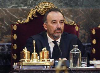 Fiscalía rechaza que juez Marchena quede al margen del juicio del procés