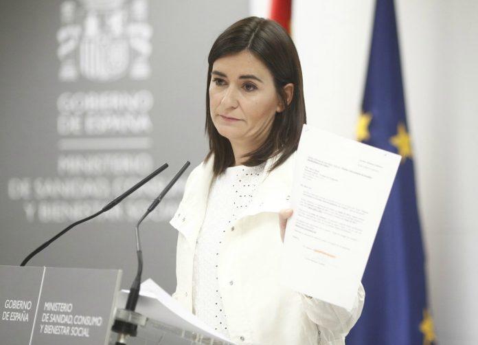 Fiscalía pide a juez de ¨caso máster¨ que no investigue a exministra Carmen Montón