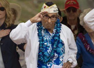 Veterano de Pearl Harbor muere a sus 106 años