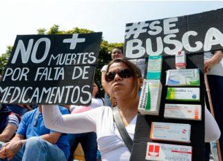 Falta de insumo en hospitales de Venezuela