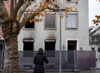 Incendio en edificio deja seis muertos