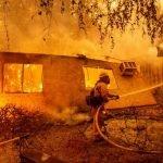 Nueve muertos tras incendios en California