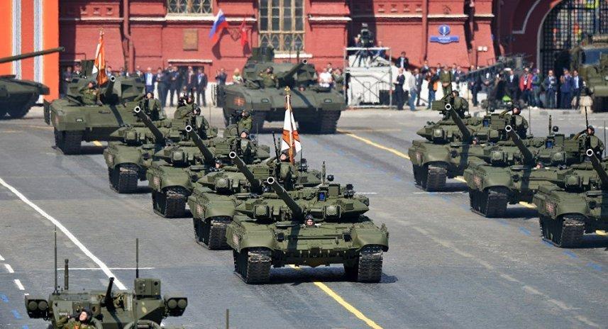 Rusia denuncia incremento de armamento de EEUU