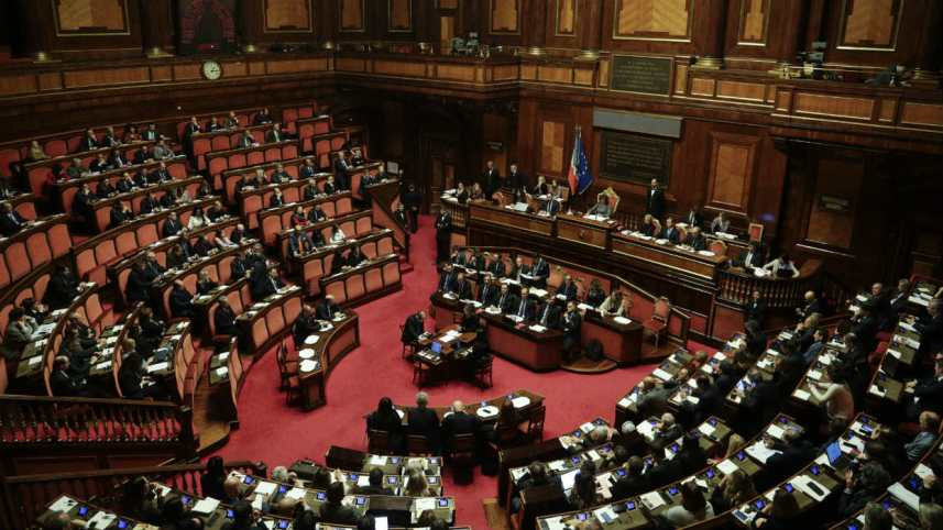 Senado italiano