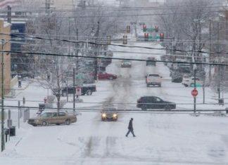 Tormentas de invierno azotan EEUU
