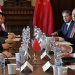 EEUU-China iniciaron negociaciones