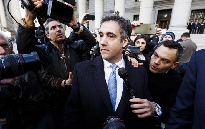 Exabogado Michael Cohen denuncias contra Donald Trump