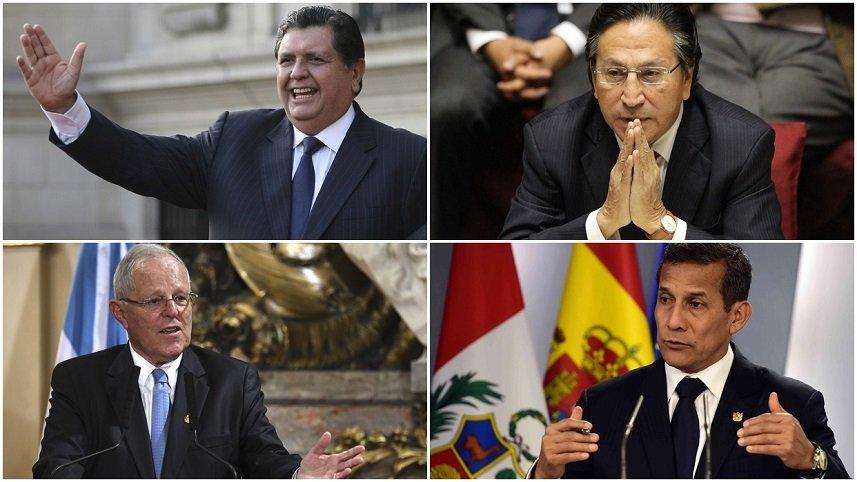 Fiscales peruanos Odebrecht