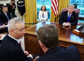 Las negociaciones China-EEUU son productivas