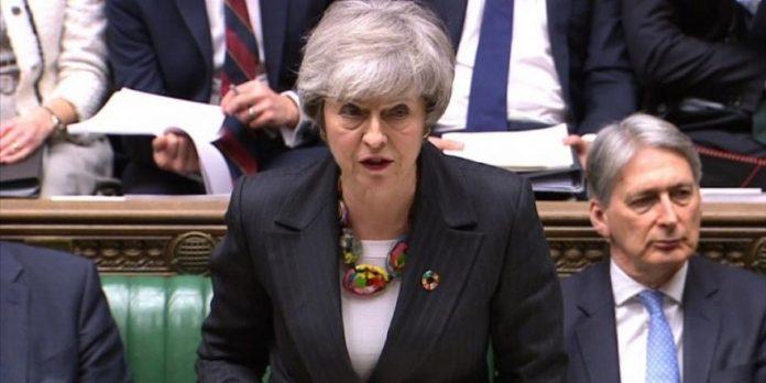 Theresa may pide tiempo
