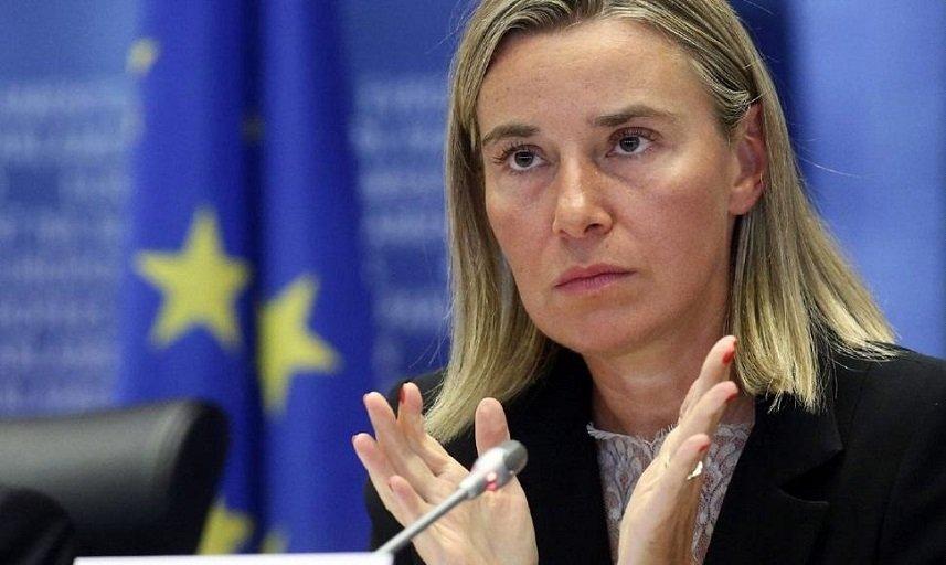 UE condena acciones violentas del Gobierno venezolano