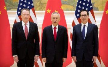 China tiende la mano a Estados Unidos con una ley sobre inversiones