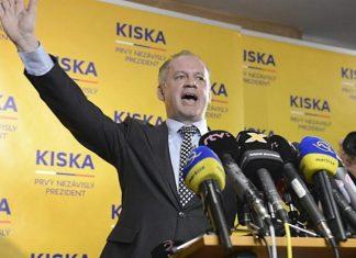 Eslovaquia votan en primera vuelta