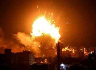 Israel ataca posiciones en Gaza en represalia por cohetes