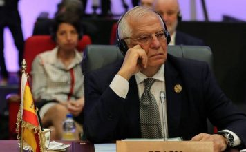 Josep Borrell, ministro de Asuntos Exteriores