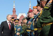 Putin viaja a Crimea para conmemorar el quinto aniversario de la anexión