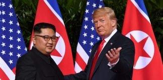 Trump retira por sorpresa las últimas sanciones a Corea del Norte
