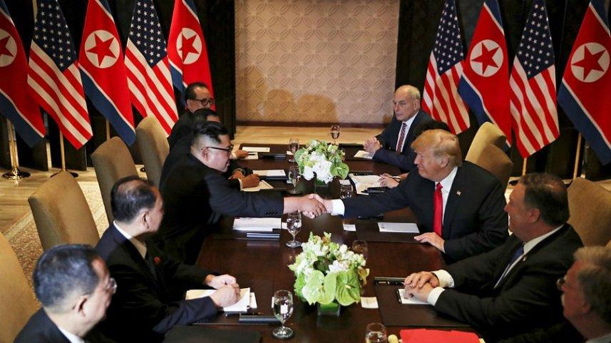 Trump retira por sorpresa las últimas sanciones impuestas a Corea del Norte