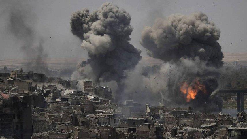 Yihadistas escondidos en túneles se rinden tras el califato en Siria