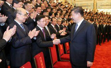 presidente china