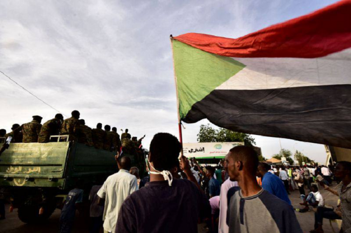 Exigen un gobierno civil en Sudán