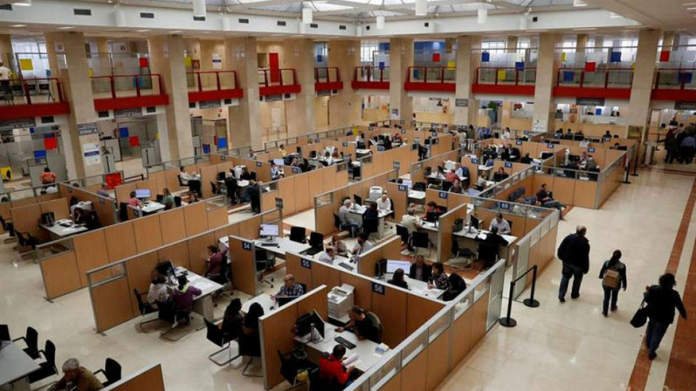 El Gobierno ordena el pago de 280 euros a 40.000 empleados públicos este mes